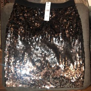 Jacob Sequin Skirt